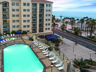 2 BR Deluxe at Wyndham Oceanside Pier Resort