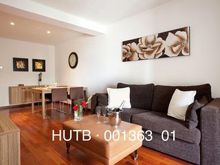 Sagrada Valencia I apartment in Eixample Dreta with WiFi, airconditioning (warm