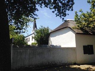 Parfait at Koetsiershuis, Stellenbosch