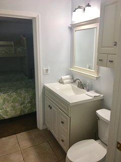 Queen Twin Bathroom