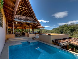 Sunrise Villa, Playa Guiones, Nosara. Sea breeze