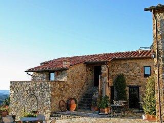 7 bedroom Villa in Barberino Val d'Elsa, Tuscany, Italy : ref 5310569
