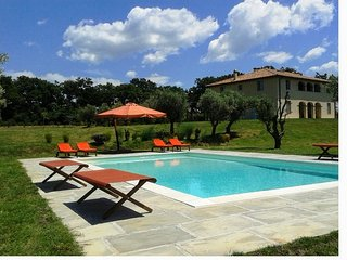 7 bedroom Villa in Cecina, Tuscany, Italy : ref 5310570