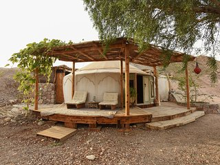 THE Desert YURT williams house eilat, Eilat