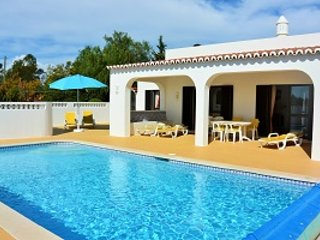3 bedroom villa in quiet cul de sac in Vale do Milho