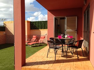 spacious 2 bedroom / 2 bathroom apartment on Salinas Golf Resort