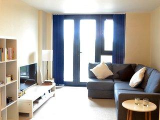 Smart, modern, stylish apartment