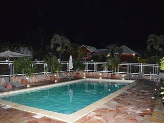 Etal Paradise, un Paradis Tropical a Sainte-Anne ( Citron Vert)