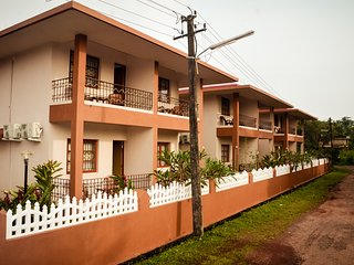 The Goan Courtyard Apartment 1