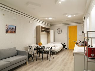The Green Urban Loft - ecofriendly five star downtown apartment, Madri