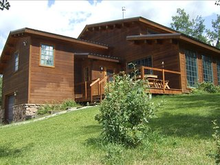 Windigo Lodge 2 BR sleeps 8, base of Teton Pass!, Víctor
