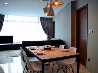High Floor Luxurious Peaceful Home in KLCC