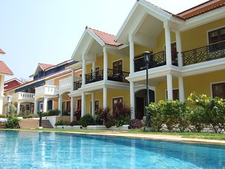 Luxurious 2 Bedded Villa, Betalbatim
