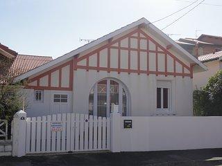 Maison à 100m de la plage centrale de Capbreton