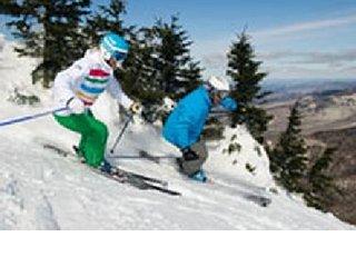 Ski Smugglers Notch, Jeffersonville