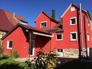 Gästehaus Vive-Là nahe Tübingen / Übernachtung ab 30 Euro pro Person, Kusterdingen