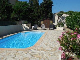 Rez de villa  près de Cassis avec piscine privée, Carnoux-en-Provence