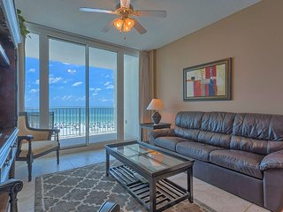LIGHTHOUSE 416, GULF FRONTING 1BD/2BA + BONUS BUNK ROOM, SLEEPS 7, Gulf Shores