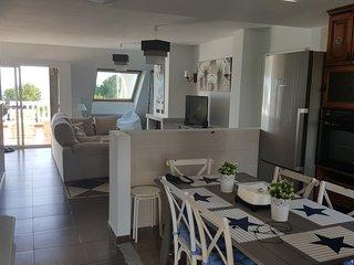 Magnifique maison 4 chambres entre Marbella et Gilbraltar avec vues panoramiques