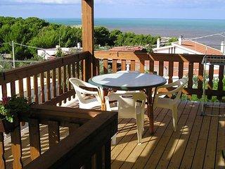 Appartamento Bilocale 4 posti letto vista mare, in Residence vicino al mare, Defensola