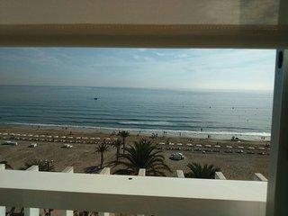 Vacaciones en 1ª línea Playa San Juan, Alicante