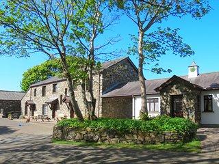 Haybarn, Kionslieu Farm Cottages, Foxdale