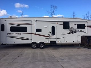 PSU RV Rental for Tailgating