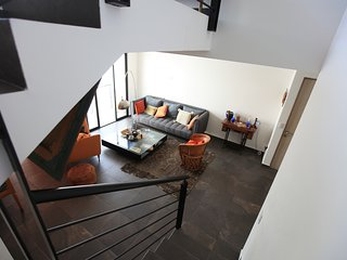 New, bright and spacious penthouse in Narvarte, Mexiko-Stadt