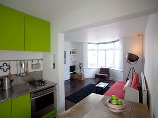 Central Brighton Seaside apartment.