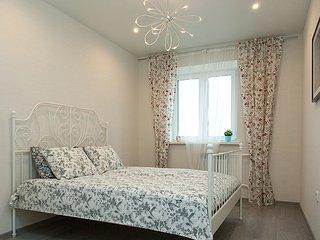 Счастливая квартира в Тюмени на Зелинского 1