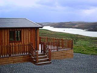 Heather Isle Erisort  Chalet, vacation rental in Lewis and Harris