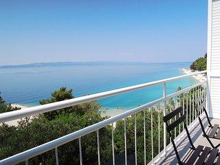SunnySaltyBreasy|Apartment Ultramarin|Baska Voda