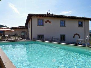 Villa San Giusto a Flortuna - Appartamento Acqua