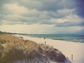 Urlaub an der Ostseeküste, Zingst