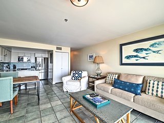 Beachfront 1BR in Seagrove Beach, Newly Renovated!