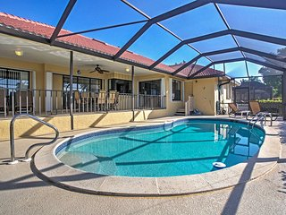 NEW! 3BR Marco Island House w/ Pool - Near Beach!