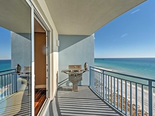 Panama City Condo w/ Amenities - Steps to Beach!