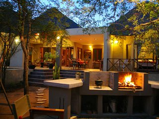 Private Bush Villa near the Kruger National Park