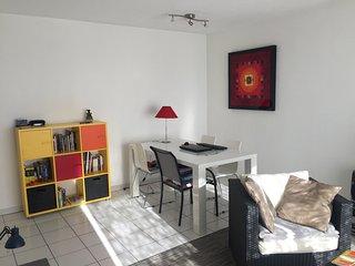 Bel appartement calme, lumineux, terrasse., Montpellier