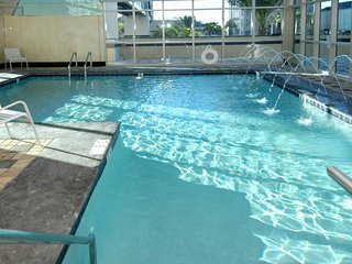 BEACH PARADISE * COMPELLING AMENITIES GALORE * ROMANCE in HEAVEN - 5th floor!