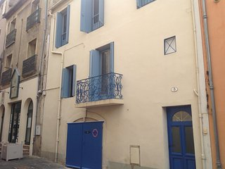 Budget studio in perfect central location, Pezenas