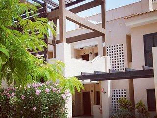 HACIENDA DEL ALAMO 2 Bed, 2 Bath Ground Floor Apartment with Private Plunge Pool, Fuente Alamo