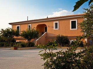 Villa Vounaria, Lixouri