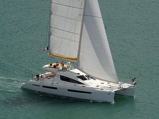 All Inclusive Luxury Sailing on 62' Privilege Catamaran