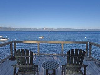 Lakefront Retreat in Carnelian Bay