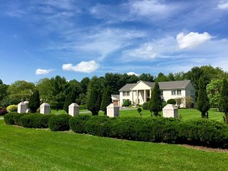 Mansion For Wedding & Reception Or Family Reunion, Potomac