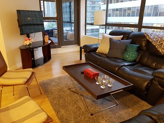 One Bedroom Apartment in the Heart of Downtown - Just steps from the Skytrain!