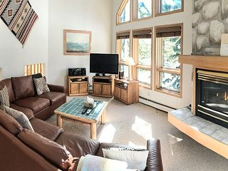 Convenient East Vail 3 Bedroom Home with Hot Tub