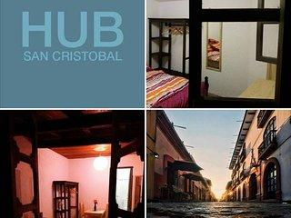HUB Hostal, San Cristóbal de las Casas