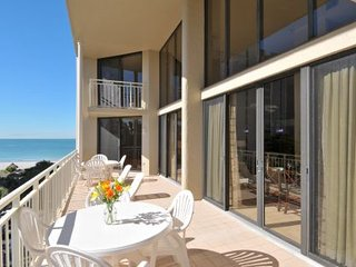 Two Story Condo on the Gulf of Mexico, Longboat Key